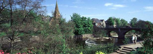 Blairgowrie, Perthshire