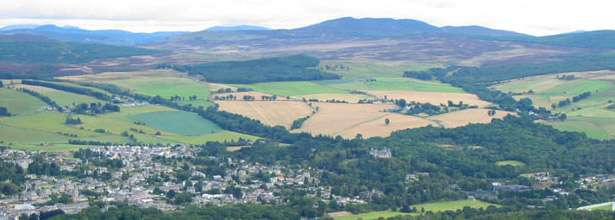 Pitlochry, Perthshire