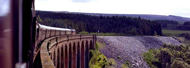 Perthshire Rail Journeys